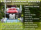 Quinn Gardening Services