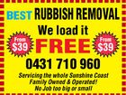 BEST RUBBISH REMOVAL