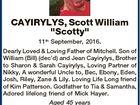 "CAYIRYLYS, Scott William ""Scotty"""
