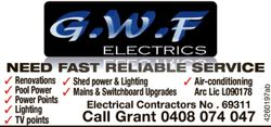 GWF ELECTRICS