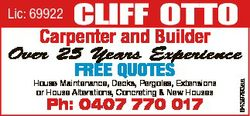 CLIFF OTTO