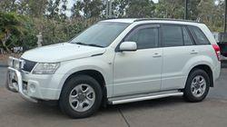 Suzuki Grand Vitara 2004, 4 door wagon, 4 cyl, auto, blue tooth radion, GC, reg May 2017, $9,500....
