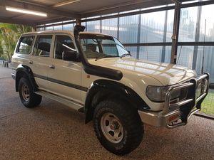 Toyota Landcruiser GXL  80 Series