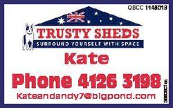 QBCC 1143019 Phone 4126 3198 Kateandandy7@bigpond.com 5990901aa Kate