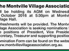 The Montville Village Association