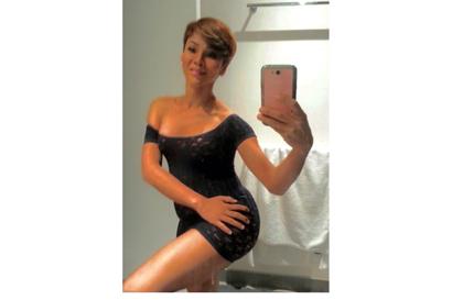 Wild exotic, active Asian Beauty Feminine