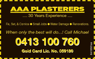 .... 30 Years Experience ....