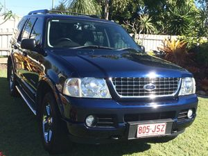 FORD EXPLORER 4.6LTR V8