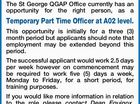 Administration Position