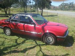 Beautiful condition, turbo charged, collectors item. 5 speed, 2 further cars, 1 a convertible, th...
