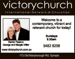 victorychurch I n t e r n a t I o n a l N e t w o r k of C h u r c h e s Welcome to a contemporary,...