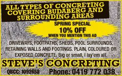 6327691ab RETING ALL TYPES OF CONCRG AND COVERING BUDABE SURROUNDING AREAS SPRING SPECIAL 10% OFF wh...