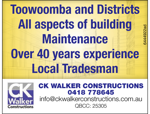 Toowoomba and Districts