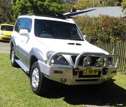 '06 Hyundai Terracan, diesel, auto, reg. 2/17, t/bar, elec. brakes, UHF radio & more ac...