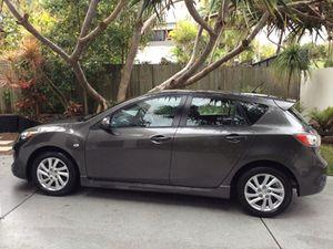 2011 Mazda 3 SP20 Skyactiv