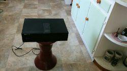 Marantz CD player with remote.
