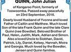 QUINN, John Julian