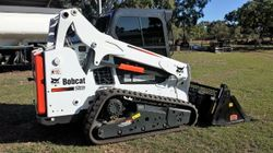 In perfect condition, 2014 T590 Track Bobcat with 16 hours on clock.  Selling due to change of circu...