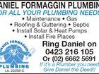 Daniel Formaggin Plumbing