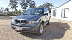 Immaculate BMW X5, Leather interior, Auto lights, Bluetooth, Sunroof, Auto with sports mode and much...