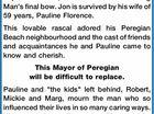LOWE Jon Beresford