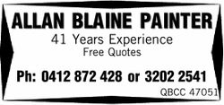 41 Years Experience   Free Quotes Ph: 0412872428 or 32022541   QBCC 47051