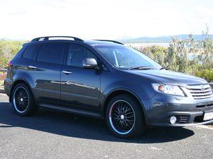 Subaru Tribeca 7 seater