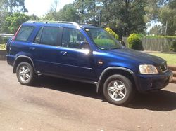 HONDA CRV SPORT 1999, manual, one owner, reg'd, 250k mainly country hwy use, regular servic...