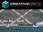 CREATIVE CRETE CONCRETE & COATINGS