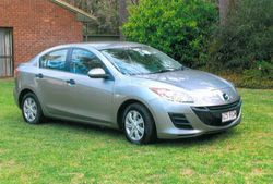 2010 MAZDA 3 Neo, 86000 klms, 6-speed manual, log book, serviced, one owner, vgc, $10750.