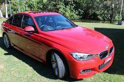 BMW 320i Luxury 2012 +M/Sport package, value $7K, 21kms, sport seat & st/wheel, heads up disp...