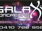 Galaxy Concreting Services