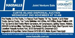 Joint Venture Sale