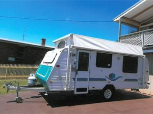Jayco Freedom poptop 2003 for sale