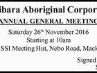 Yuwibara Aboriginal Corporation