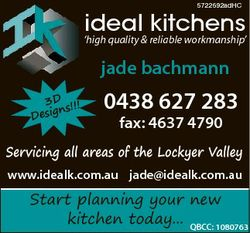 5722692adHC ideal kitchens `high quality & reliable workmanship' jade bachmann 3D !!! ns s e...