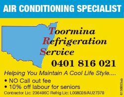 AIR CONDITIONING SPECIALIST Helping You Maintain A Cool Life Style.... * NO Call out fee * 10% off l...