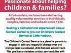 R Seeking a dedicated and experienced Casual Contact worker to join our Children's Contact Service at Coffs Harbour. The Children's Contact Service is a place for parents to engage in safe and respectful change-over and change-back in a relaxed, child-focused environment. This position undertakes contact service duties with ...