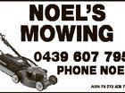 NOEL'S MOWING 5921713aa 0439 607 795 PHONE NOEL ABN 78 072 808 776