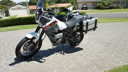 YAMAHA XT660Z (Tenere) 2012, excellent condition, 9500km, centre stand, heated grips, GPS, saddle...