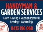 Handyman & Garden Services
