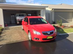 HOLDEN Cruze h/back 2013