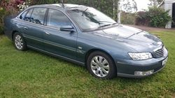 HOLDEN Statesman V8 2004 only 80,113km, auto, 6mth rego, full leather, very well cared for, excel...