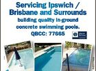 Kel Evans Pools Servicing Ipswich / Brisbane and Surrounds 6420174aa building quality in-ground concrete swimming pools. QBCC: 77665 Mob: 0418 788 217 Kelevans@kelevanspools.com.au