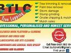 Tree trimming & removal Palm tree removal Storm damage Stump grinding Onsite chipping & mulching Mulch sales ELEVATED WORK PLATFORM or CLIMBING BOBCAT AND DINGO HIRE LANDSCAPING AND SITE CLEANING DRIVEWAYS AND GENERAL YARD UPKEEP MOWING AND SLASHING 6446546aa PROFESSIONAL, PERSONALISED AND HONEST SERVICE Call Peter 0421 952 194 Email: bullionstlc@gmail ...