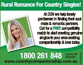Rural Romance!