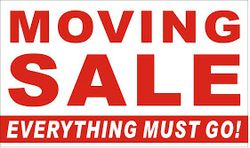 Moving sale, everything must go this weekend. Fridge, washing machine, lounge, sofa bed, dining suit...