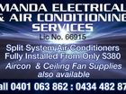 MANDA ELECTRICAL & AIR CONDITIONING SERVICES
