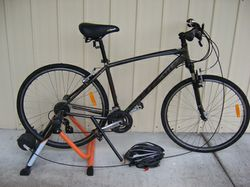 AVANTI Cycle - Explorer 1 (excluding Trainer), never been on road. $365ono. Bargain Xmas Present!...