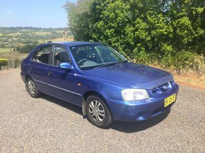 Hyundai Accent 2002 Hatchback